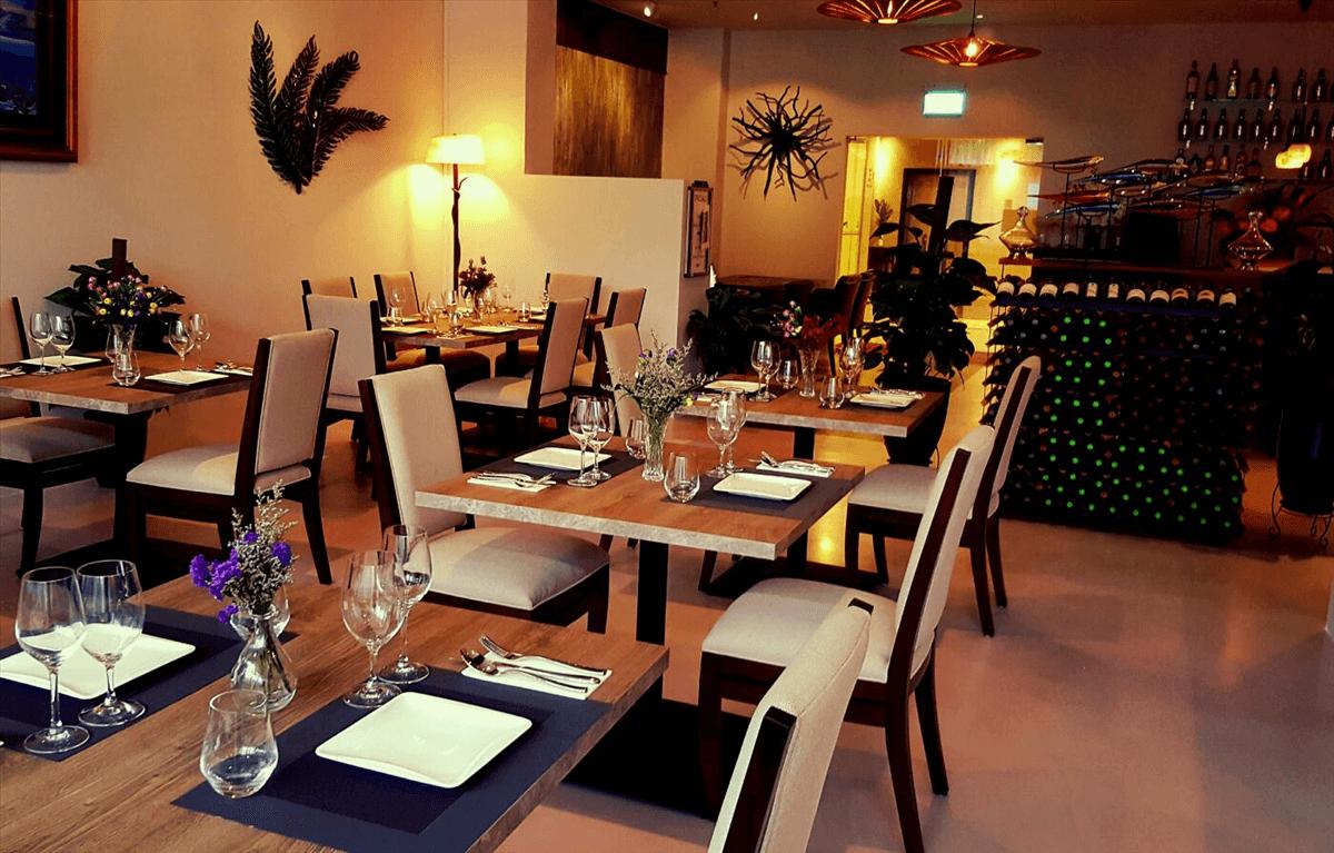 Tastefully renovated restaurant serving modern European Cuisine for Takeover