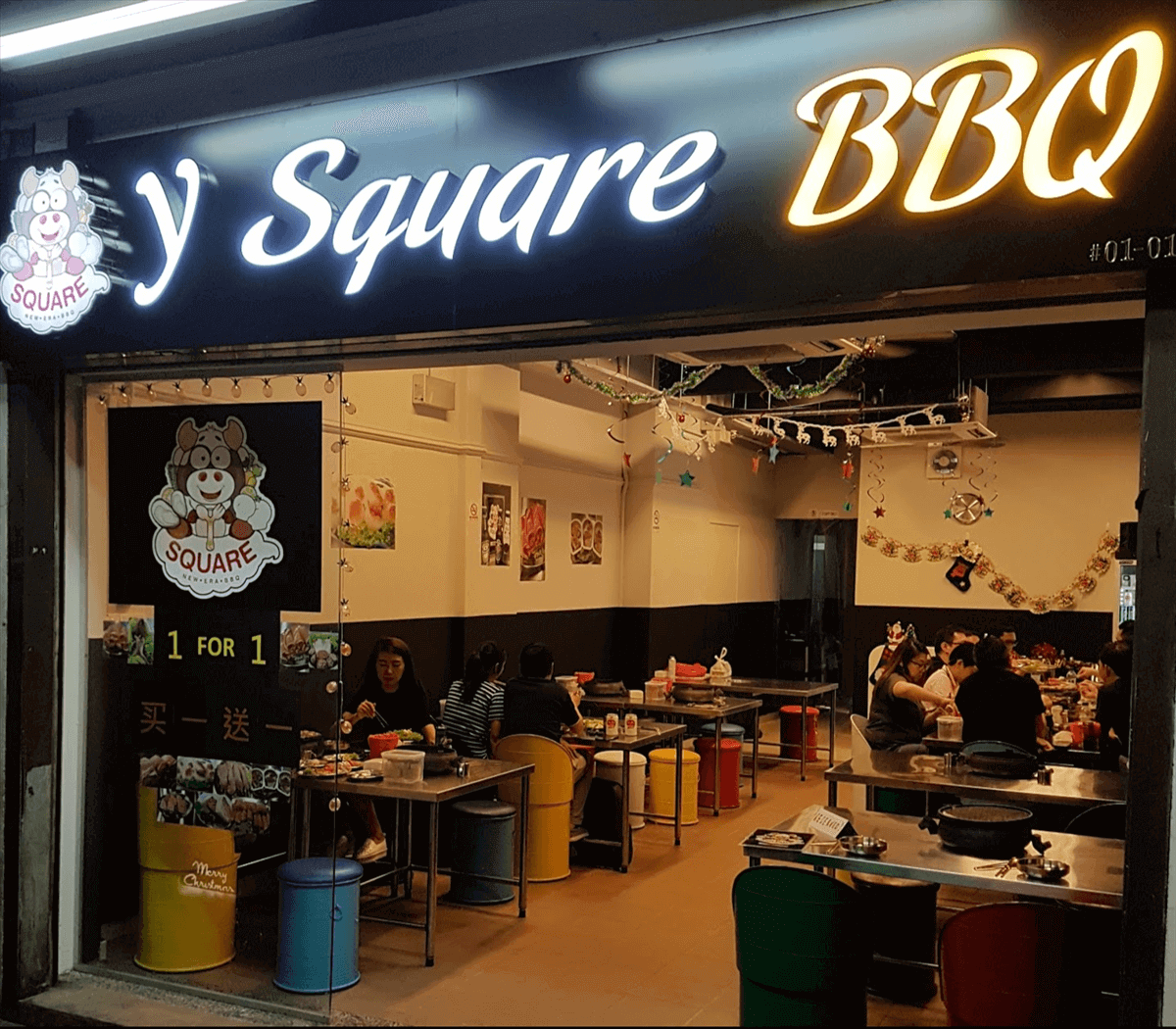 Popular And New BBQ And Steamboat Business To Take Over