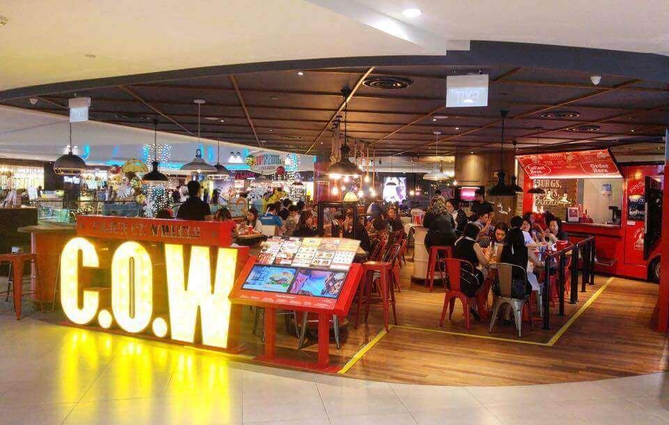 Cheap And Profitable Seafood Kiosk Franchise