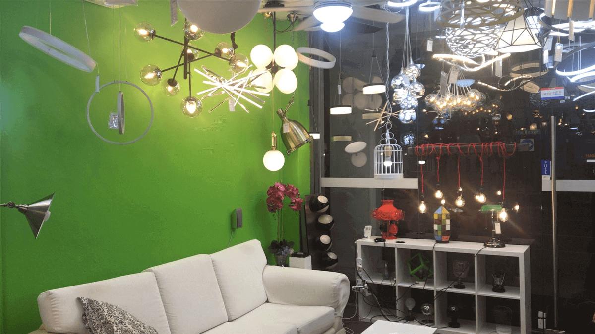 Lighting Wholesale Business