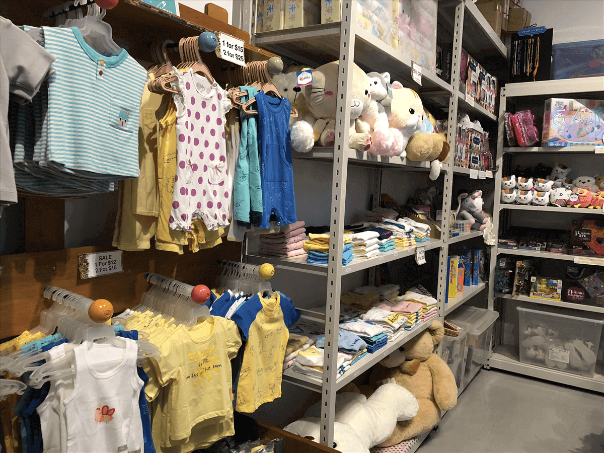 High Potential Toys & Baby Shop For Takeover At Shopping Mall