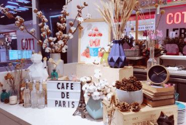 Cafe de Paris – Korean Cafe Franchise