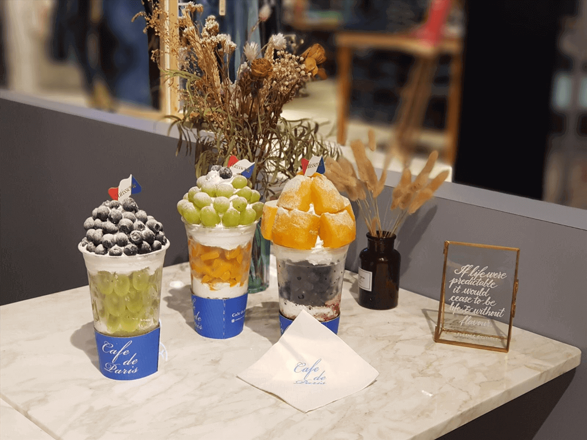Cafe de Paris – Korean Cafe Franchise