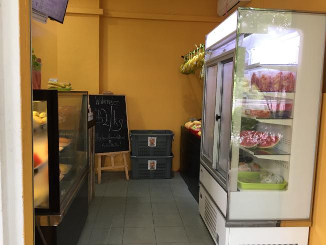 Fruit/fruit juice shop for take over