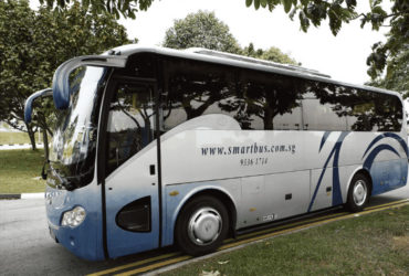 Chartered Bus Service Business For Sale