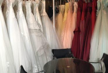 Bridal shop for sale