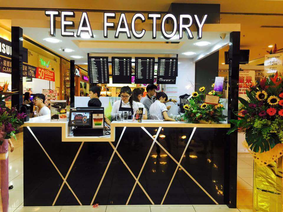 SUPER VALUE BUSINESS FOR TAKE OVER – Franchised Bubble Milk Tea Kiosk in Famous Johor Bahru KSL Shopping Mall for Takeover (Suitable for Immediate Startup or Business Expansion)
