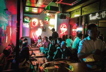 The Mojito Man Bar in Trec for sale
