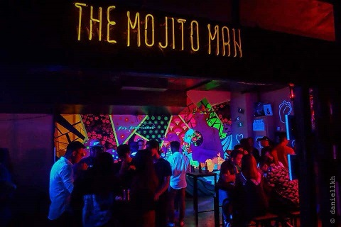 The Mojito Man Bar in Trec for sale