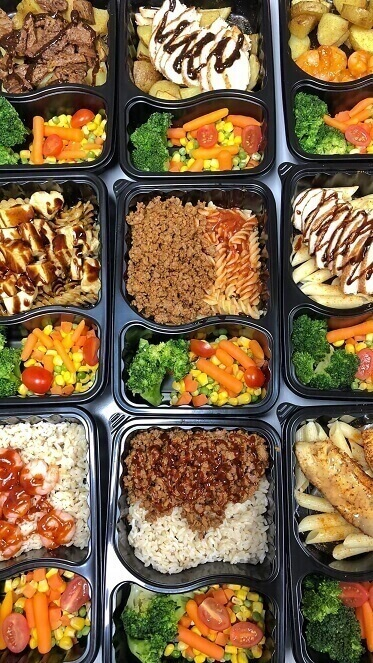 Islandwide healthy food delivery business