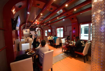 FIRST THEMED RESTAURANT IN ASIA