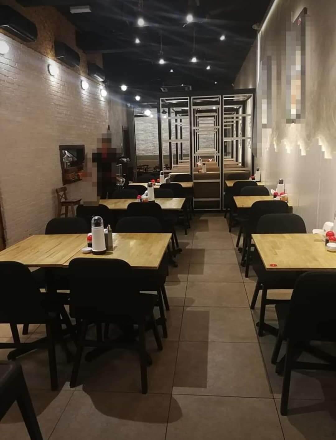Luxury Chinese Restaurant