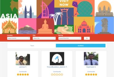E-Commerce Travel Website In Asia For Sale (take over $80,000)