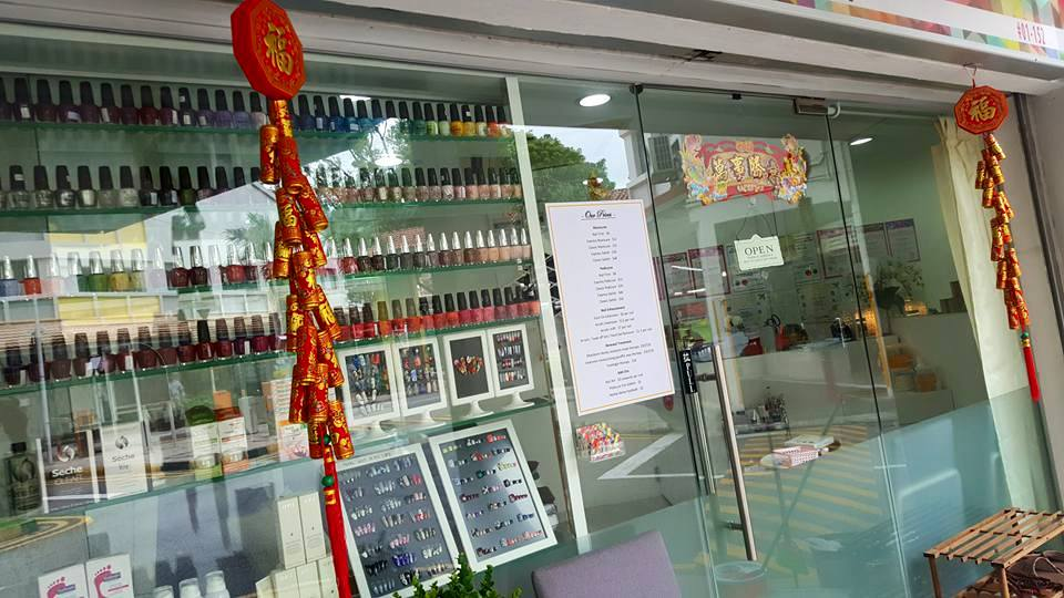 Nail Salon for sale, immediate takeover | 商业出售 | Look For Buyer - Business for Sale or Buy a Ready Business