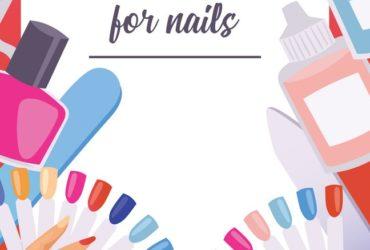 Nail manicure salon @ Bukit Timah