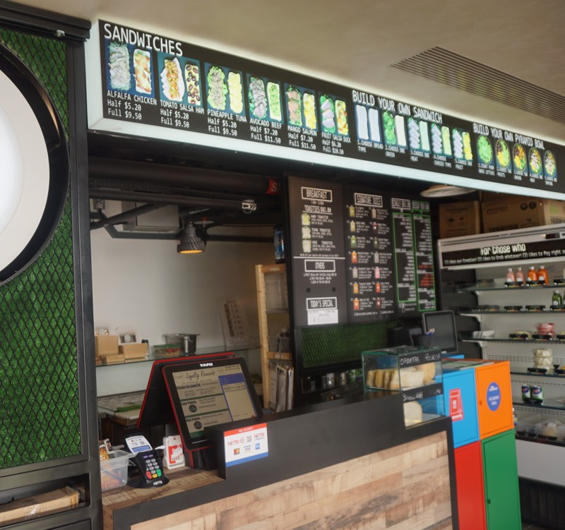 Fruit Juice And Sandwich Shop For Sale In CBD Area