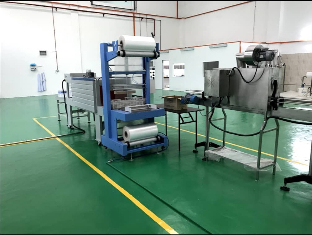 Bottled Drinking Water Machinery 50% down price
