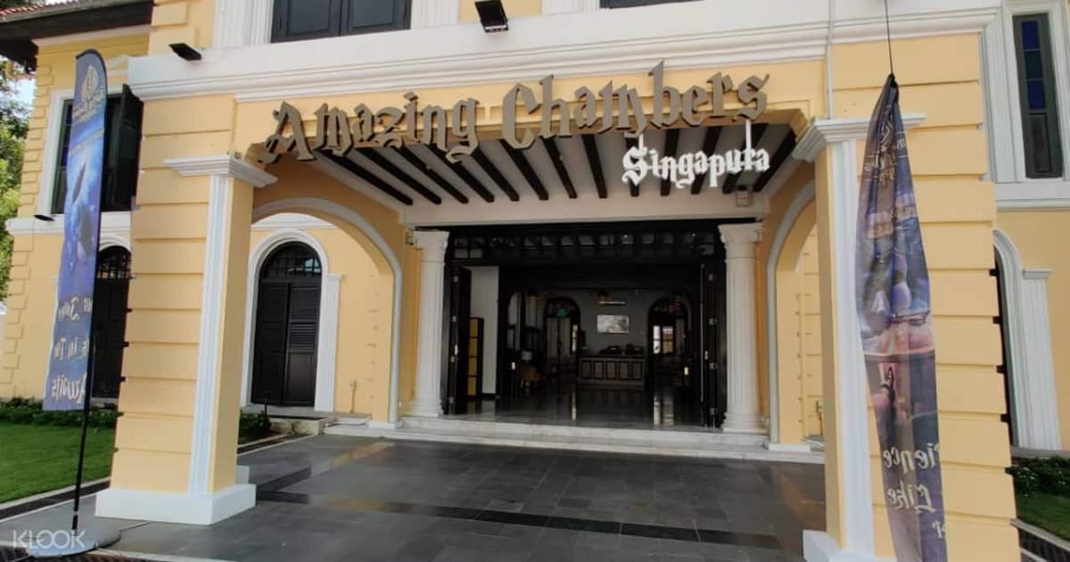 Sale of Amazing Chambers Singapura located at 73 Sultan Gate.
