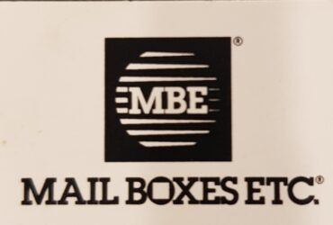 MBE courier service outlet for sales