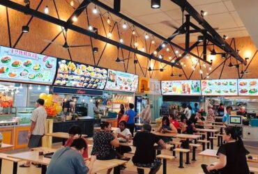Coffeeshop business for takeover at woodlands singapore