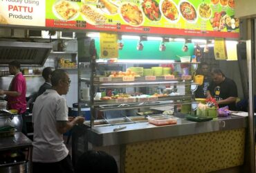 Indian stall @ Jurong  for takeover
