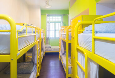 9-year old lodging company operating and developing hostels.